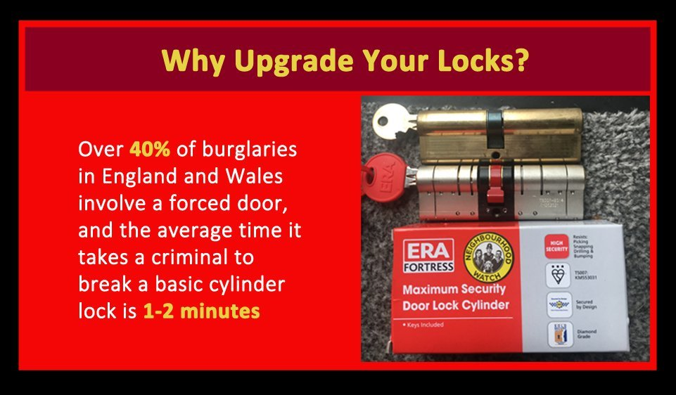 why upgrade your locks